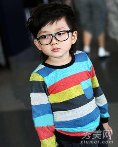 男童潮发型 为小男孩选发型 6款儿童发型图片又潮又可爱