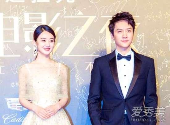 赵丽颖多少岁 赵丽颖和冯绍峰真的在一起了吗?
