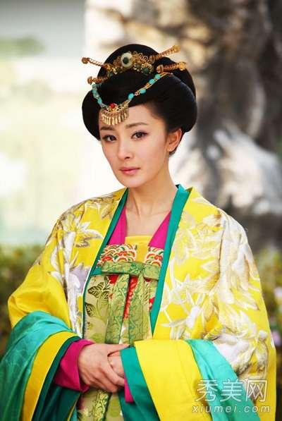 唐宫之美人天下 唐宫之美人天下 杨幂古装服饰图片欣赏