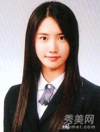 韩佳人整容 文根英韩佳人 韩国女星整容前学生照