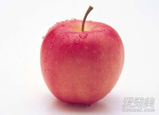 苹果减肥的正确方法 2天瘦5斤!苹果减肥法的正确方法