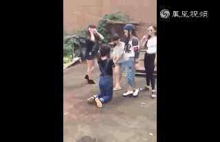 亘小圆 永新初中打人女生白衣32号女遭人肉 校园暴力引发网络暴力