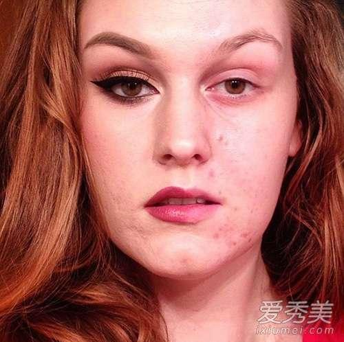 化妆前后对比照 网友化妆前后对比照 真实容貌令人崩溃