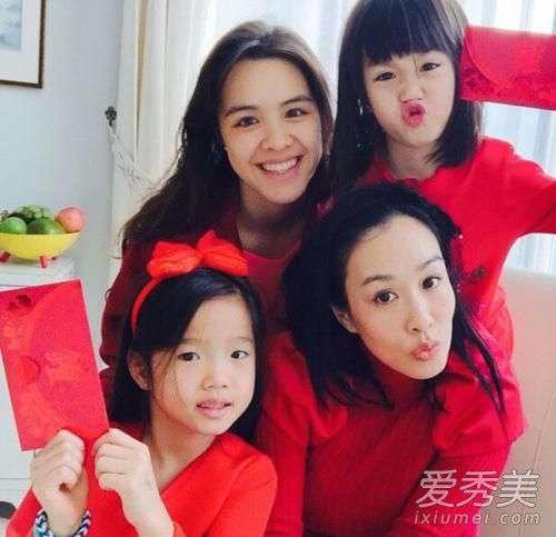 钟丽缇的三个孩子 钟丽缇女儿改姓张是怎么回事 钟丽缇三个女儿的爸爸是谁