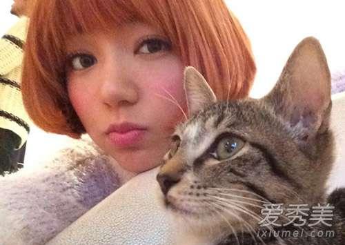 台湾百大美女 颜值爆表也要靠发型 台湾百大美女亲身示范
