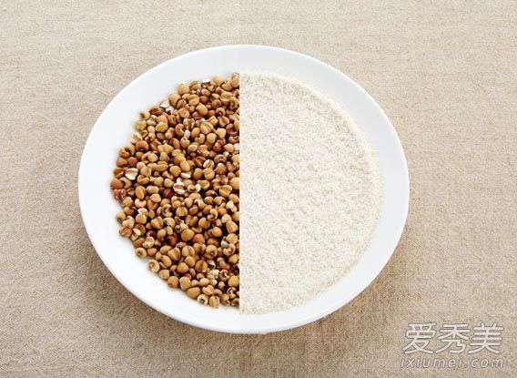 薏仁粉面膜 薏仁粉面膜的功效 薏仁粉面膜怎么做?