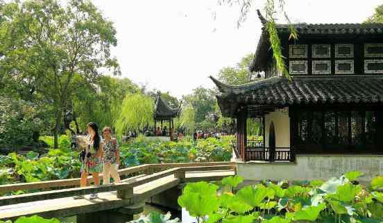 苏州旅游景点大全排名 江苏省苏州十大旅游景点排行榜 苏州有什么好玩的地方