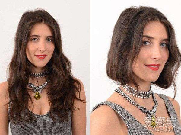 长发变短发的扎法 一点都不简单!长发变短发的7种扎法你都学会了吗