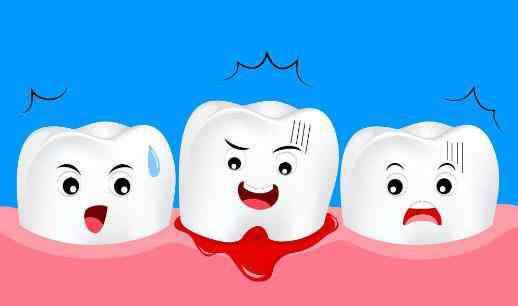 牙周炎口臭 坏习惯小心牙周炎找上你!得了牙周炎该怎么办