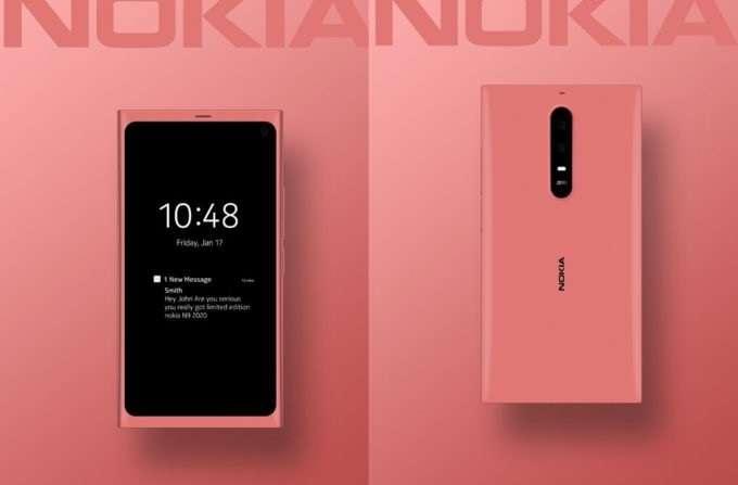 nokian 诺基亚手机2011年发布的nokiaN9想不到吧?