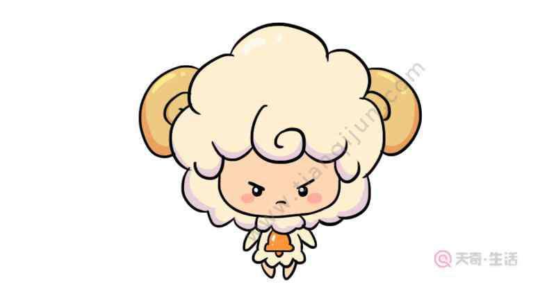q版十二星座公主 十二星座q版萌图简笔画白羊座
