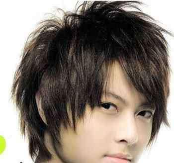 男生流行发型名称 男生流行的发型种类名称大全