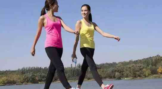 竞走的好处 走路也能锻炼身体,走路运动有哪些好处?