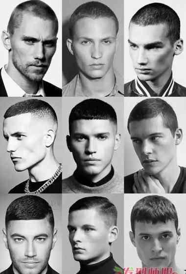 男士理发 自己用理发剪理发男 男士理发剪使用教程