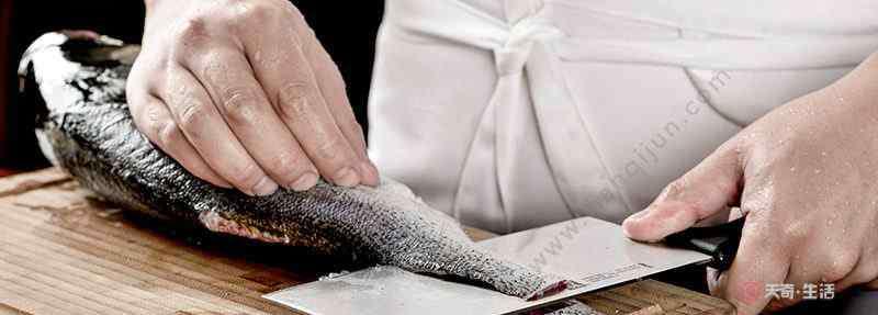 草鱼怎么切片 鱼片怎么切 鱼片切多厚合适