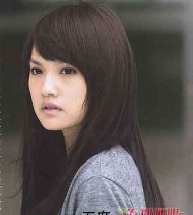 杨丞琳海派甜心图片 海派甜心陈宝珠头发颜色图片 2018女生头发颜色样板