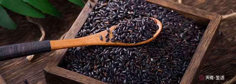 煮黑米易烂的窍门 黑米怎么煮容易烂 黑米煮多久能煮熟