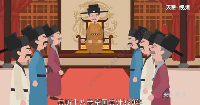 宋朝历代皇帝列表 宋朝皇帝列表 宋朝皇帝有多少位
