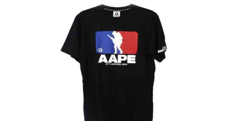 aape和bape有什么区别 aape是什么档次
