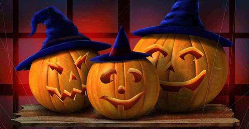 万圣节来历 halloween的由来