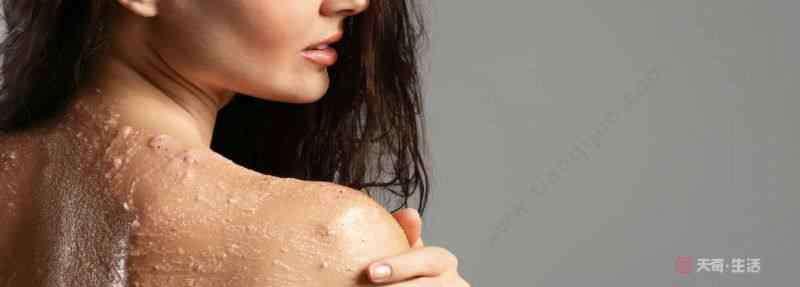 磨砂膏可以用在脸上吗 半亩花田磨砂膏可以涂脸吗 半亩花田磨砂膏的用法
