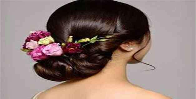 韩式新娘发型步骤 韩式新娘盘发的步骤是什么