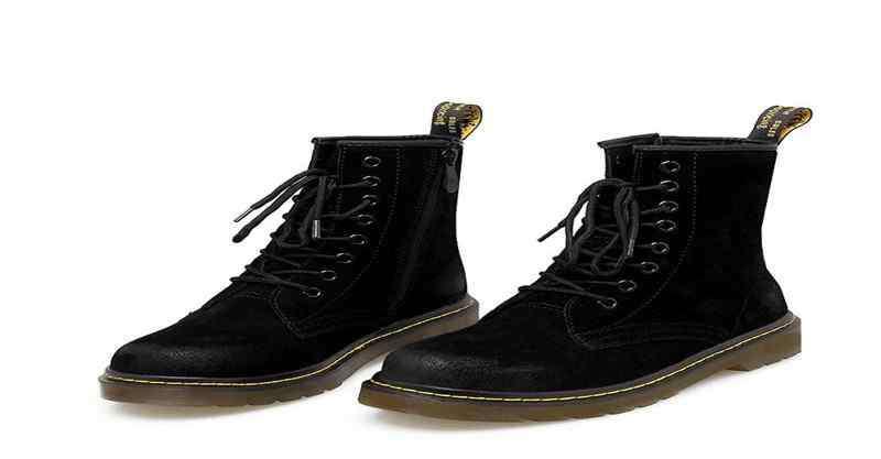 马丁靴怎么搭配 马丁靴秋季怎么搭配