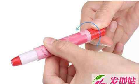 口红有毒吗 口红式染发笔有危害吗 口红式染发笔使用方法