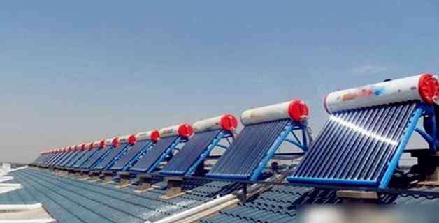 太阳能热水器的原理 太阳能热水器工作原理