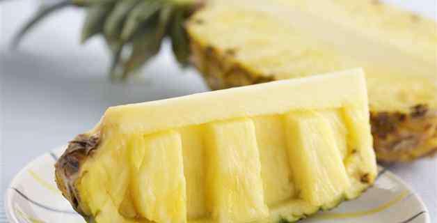菠萝不可以和什么一起吃 吃菠萝忌讳什么一起吃
