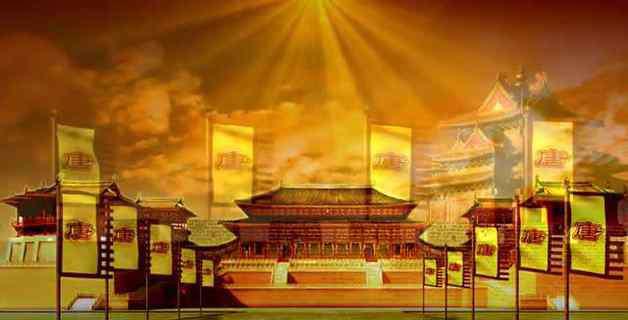 古代宫殿名称 古代皇宫名称