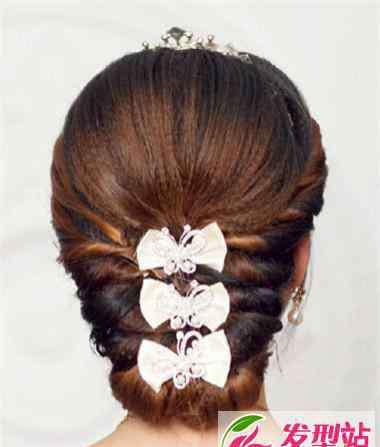 唯美的新娘 定义你的新娘妆 唯美新娘发型诠释女性美