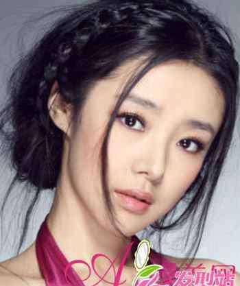 金陵十三钗女主角 《金陵十三钗》女主角韩熙庭发型