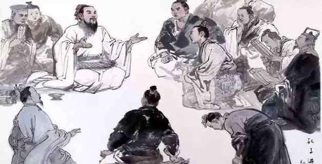 墨家思想的精华是什么 道家儒家法家墨家区分