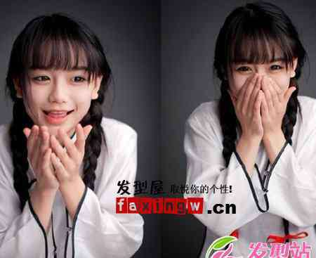 南笙图片 四川清纯美女南笙发型图片欣赏
