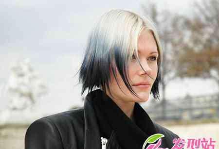 灰粉 灰粉蓝黄红 今年夏天最流行的发色