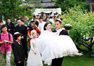 刘德凯老婆 刘德凯法国老婆安琪个人资料照片介绍