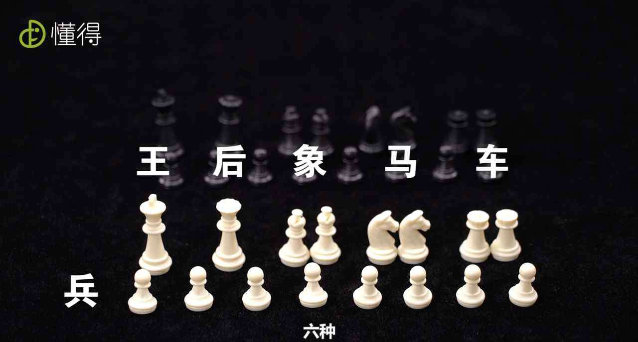 象棋的玩法 国际象棋玩法(图文)