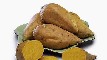 红薯面条 白薯有什么营养价值 白薯食用禁忌