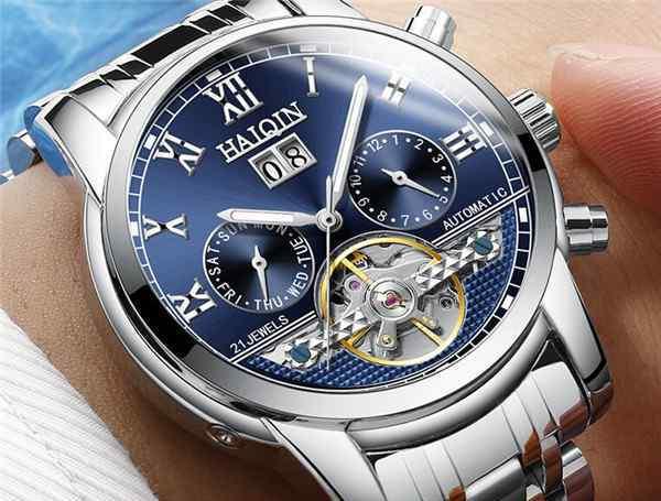 海琴男士手表 海琴男士手表有哪些 这些经典款式让你爱不释手