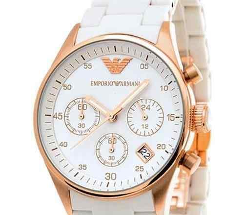 阿玛尼女款手表 阿玛尼手表女款最具魅力 低调奢华突显女人美