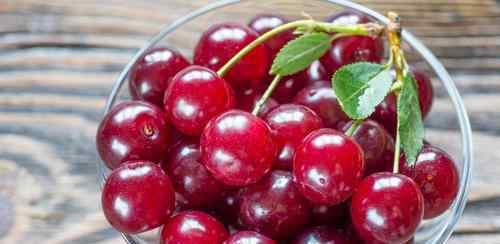 车厘子怎么洗 樱桃怎么洗才干净 洗樱桃有哪些步骤