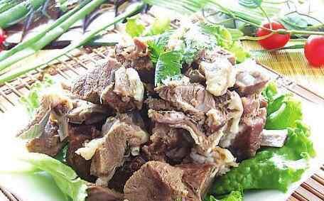 山羊肉 山羊肉的功效与作用 山羊肉的药用价值
