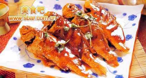 红烧黄鱼的制作方法 红烧黄鱼的做法