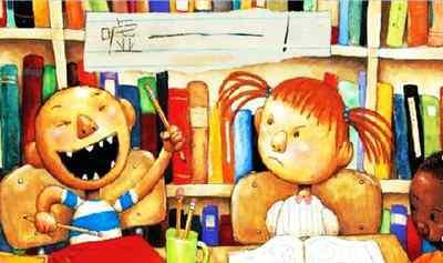 大卫上学去绘本故事 《大卫上学去》的读后感大全