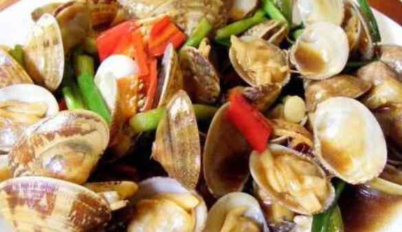 贝肉的做法大全 花贝怎么炒好吃 花贝的做法大全