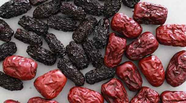黑枣和红枣的区别 黑枣和红枣哪个好 黑枣和红枣如何区别