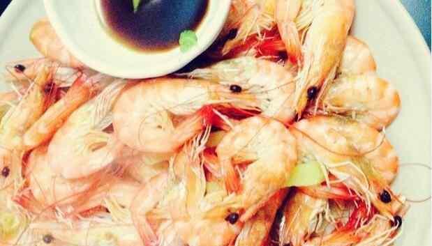 水煮大白虾 白水虾有什么营养 白水虾怎么煮