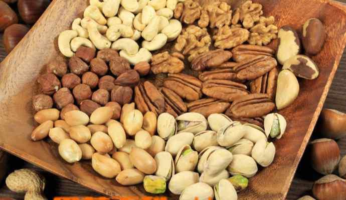 吃坚果的好处和坏处 吃坚果的好处 吃坚果的坏处