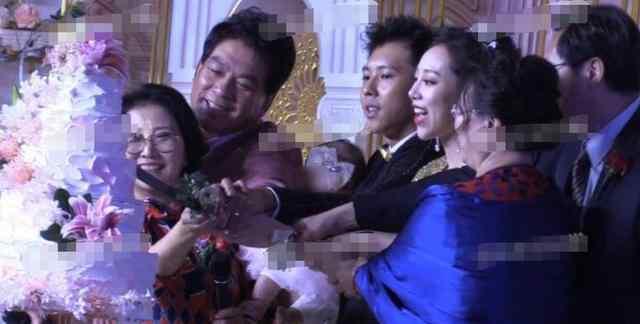 朱时茂的老婆 朱时茂为儿子办婚宴都请了谁?朱时茂儿子朱青阳老婆正面照太美了!
